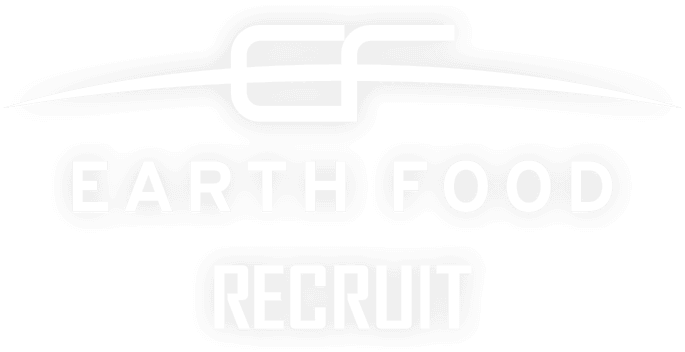EARTH FOOD RECRUIT